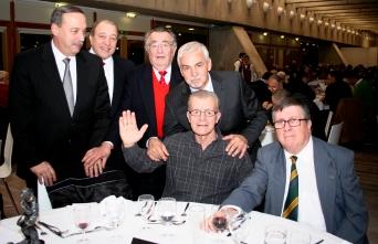 António Manuel, Virgínio Costa, Artur Pedro Cabral, Saúl Cabral, Paulinho