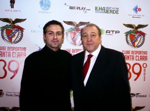 Virgínio Costa e André Domingues